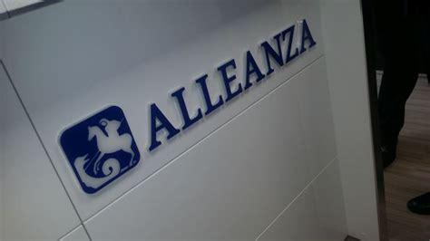 sede alleanza assicurazioni inaugurata la nuova agenzia di alleanaza assicurazioni