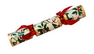 holly and berries christmas cracker xmas cracker buy