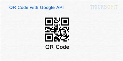 php qr code tutorial how to create qr code with google api and php tricks of it