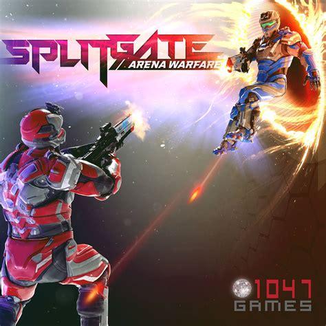 splitgate arena warfare igncom