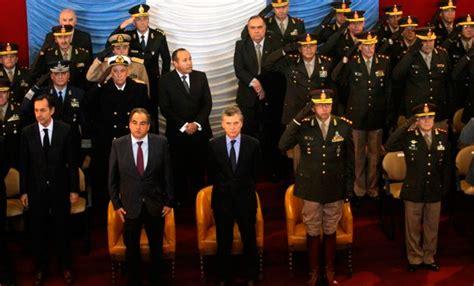 Aumento Salarial Militares 2016 Macri | macri anunci 243 aumento salarial para las fuerzas armadas y