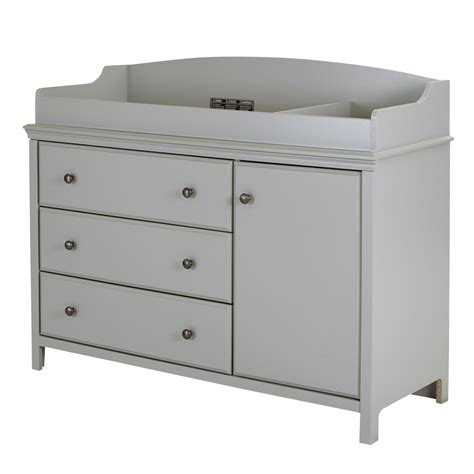 South Shore Cotton Candy Changing Table Reviews Wayfair South Shore Cotton Changing Table