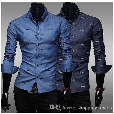 guitar blue pattern style men s clothing t shirts s m l xl online cheap mens casual shirts man designs shirts printed