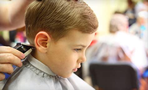 haircut deals vaughan 25 for 3 children s or men s hair cuts a 51 value