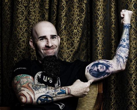 anthrax one on one with scott ian udiscover