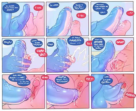 Rule Balls Clitoris Close Up Comic Corablue Cum