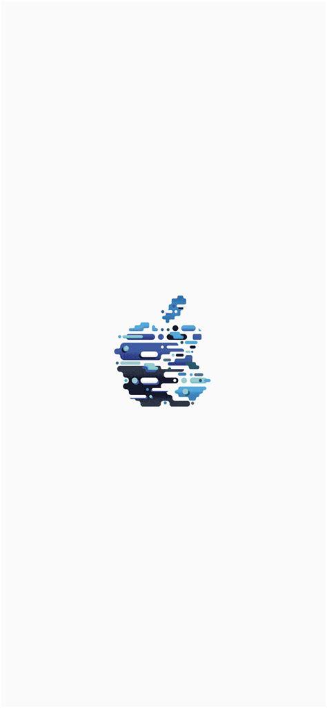 making  apple logo wallpapers