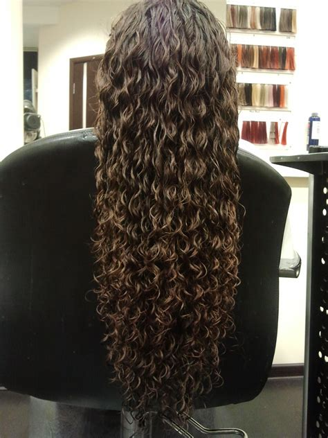 curls spiral perms and very long hair on pinterest long hair tight curls spiral perm 10011011110010110100