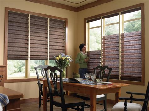 kitchen window blinds and shades window treatments