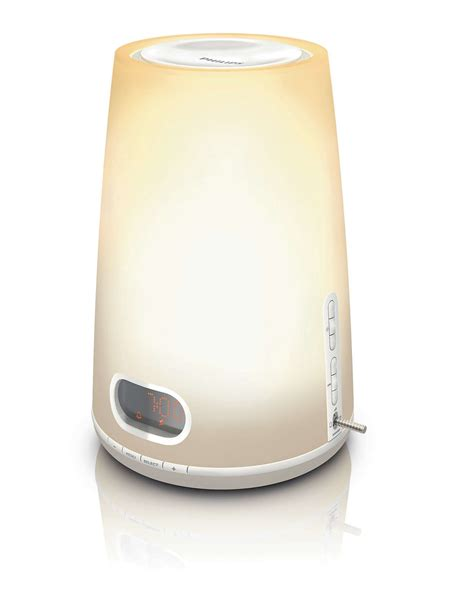 wake  light hf philips