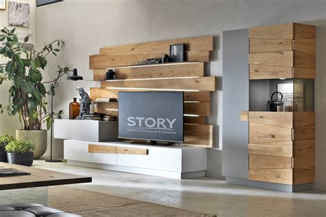 Composition Meuble Tv by Composition Tv Design Laque Et Ch 234 Ne Massif Story