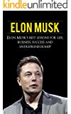 elon musk biography amazon kindle elon musk tesla spacex and the quest for a fantastic