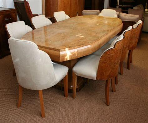 deco light cream fabric art deco dining suite art deco pinterest