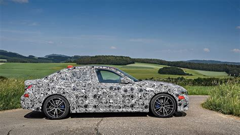 Bmw 3 Series 2019 Launch In India by India Bound 2019 Bmw 3 Series Lighter By 55kg First