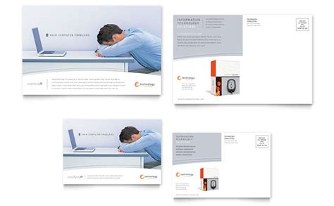 business postcard template free postcard templates sle postcards exles