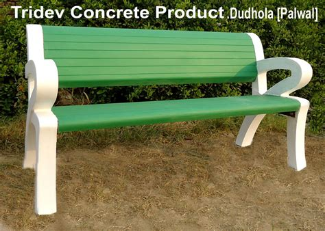 concrete garden bench concrete benches concrete bench with back rest circular table with four benches suppliers