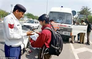 delhi traffic tighten noose on criminals