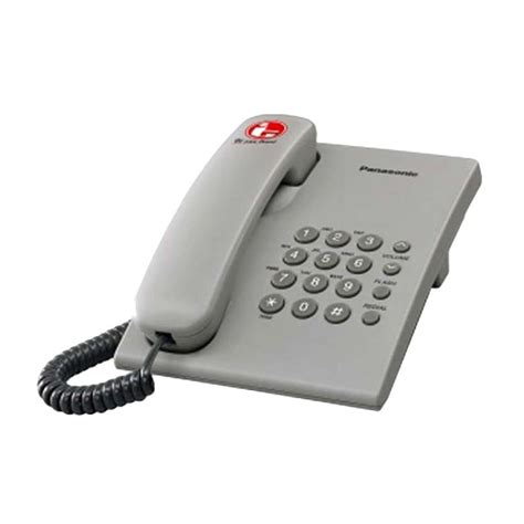 Telepon Rumah Kantor Kabel Sahitel S77 jual telepon kabel panasonic kx ts505 single line