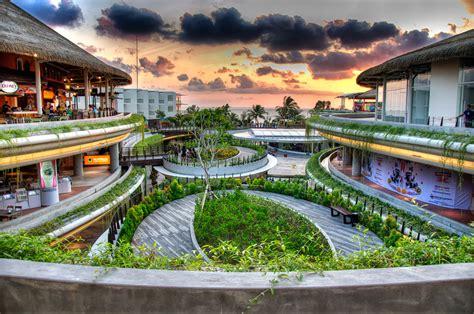 beachwalk shopping mall wisata belanja dekat pantai kuta