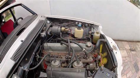 volvo b30 volvo 164 b30 engine bay sound