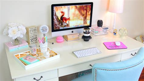 Girly Office Desk Accessories Girly Office Desk Accessories Whitevan