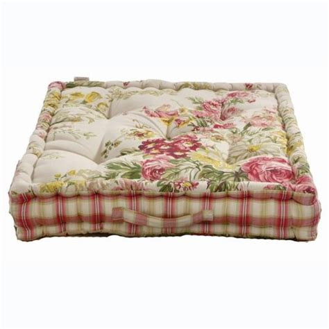 garden roses banquette seat cushion 59 i want it