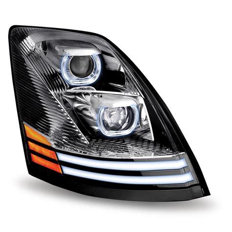 volvo truck headlights vnl led headlight volvo led lights semi truck lights