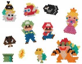 epoch aqua beads super mario character set additional