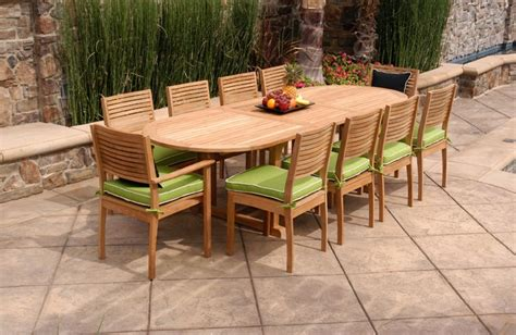 homebase wooden patio table and chairs 3 things you need to about teak furniture dua sayap