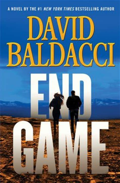 Or The Endgame David Baldacci End Will Robie 5