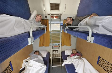 Futon Erfahrung by How Does One Sleep In A Sleeper In Europe Travel