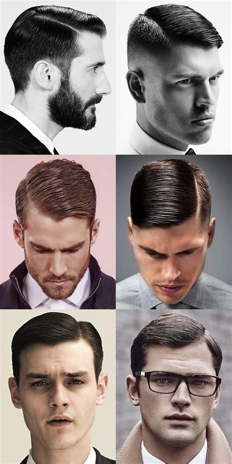 Gaya Rambut The Quiff Side Part by 4 Rekomendasi Model Rambut Pria Terbaik Tahun Ini Brbagi