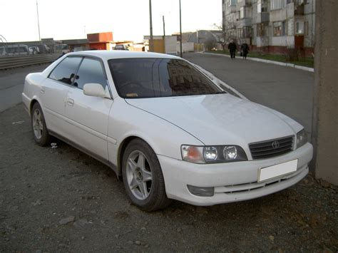 Toyota Chasser 1997 Toyota Chaser Pictures For Sale