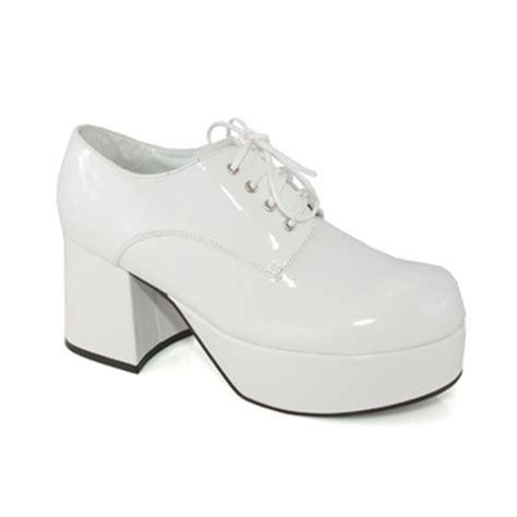 mens white platform boots mens white platform shoes