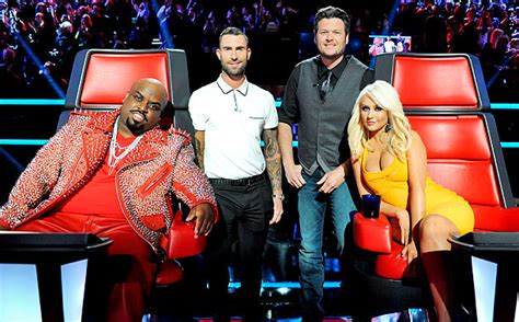 voice judges 2015 usa the voice shakira usher cee lo all coming back ew com
