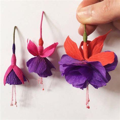 Diy Papercraft Dekorasi Dinding Teddy 376 best flower images on paper flowers