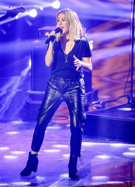 Ellie Goulding Voice | ellie goulding at the voice in berlin germany celebzz