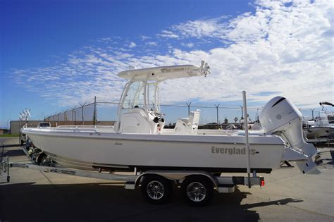 everglades center console boats for sale 2017 new everglades 243 center console center console