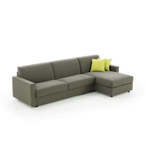 divano letto chaise longue divano letto con chaise longue contenitore colin arredaclick