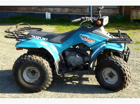 Suzuki 160 Atv Suzuki Runner 160 For Sale Outside Comox Valley