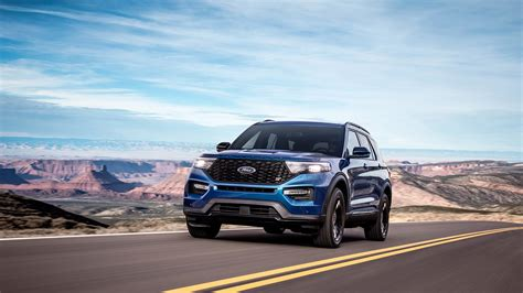 ford usa explorer 2020 2020 ford explorer st wallpapers hd images wsupercars