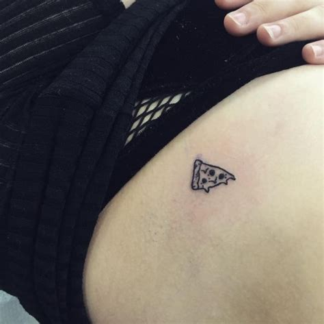 small pizza tattoo best 25 pizza ideas on pizza drawings