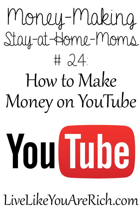 money stay at home 24 how to make money on