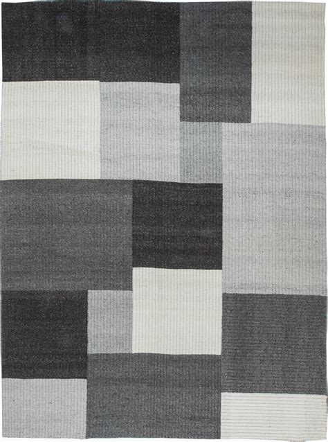 modern flat weave carpet n11587 by doris leslie blau