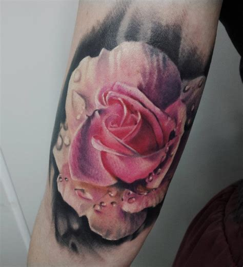 rose tattoo realistic tattoos designs ideas and meaning tattoos for you