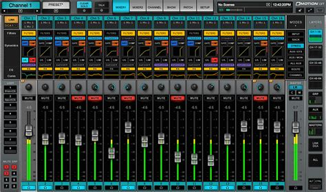 full version video mixing software download emotion lv1 live mixer software 64 stereo channels waves