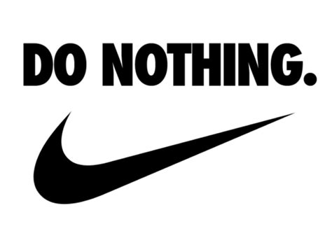 Do Nothing sometimes it pays to do nothing oneouter