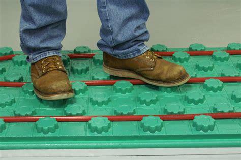 radiant floor heating   Livestock Supplies Info