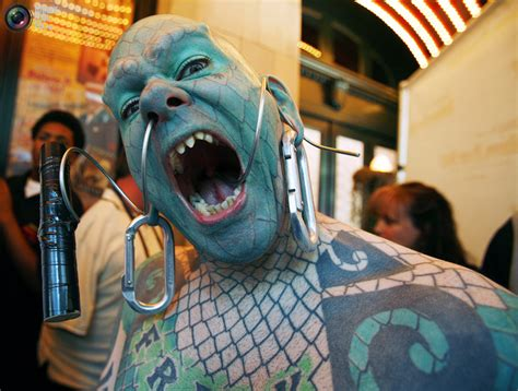 tattoo extreme expo believe it or not the incredible world of tattoos