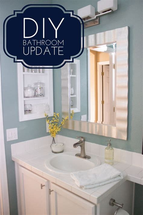 simple bathroom upgrades 78 best ideas about medicine cabinet makeovers on
